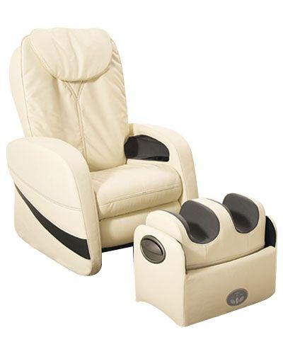 Массажное кресло CASADA SMART 3S + OTTOMAN