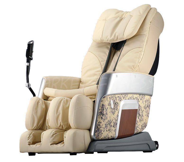 Массажное кресло YAMAGUCHI YA-2100 NEW EDITION черный/бежевый