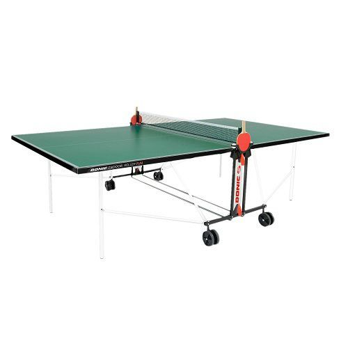 Теннисный стол DONIC OUTDOOR ROLLER FUN GREEN