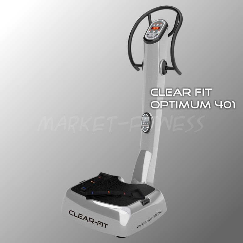 Виброплатформа CLEAR FIT CF PLATE Optimum 401