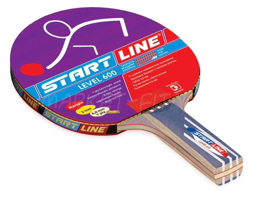 Ракетка Start Line Level 600 (прямая)