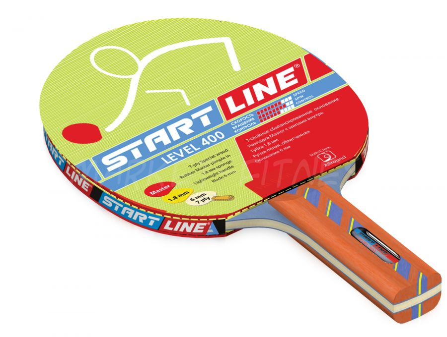 Ракетка Start Line Level 400 (прямая)