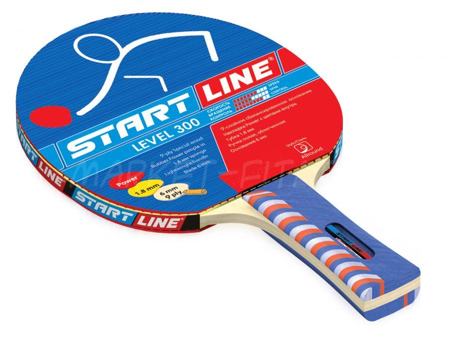 Ракетка Start Line Level 300 (коническая)