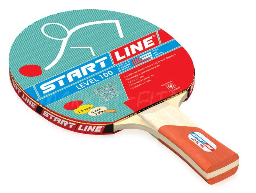 Ракетка Start Line Level 100 (коническая)