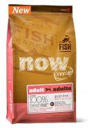 NOW FRESH Adult Recipe Fish Беззерновой корм для взрослых собак с форелью и лососем для чувствительного пищеварения (11,35 кг)