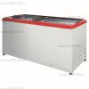 Морозильный ларь CF600F ITALFROST с прямым стеклом