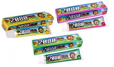 Детская зубная паста KeraSys 80гр в ассортименте