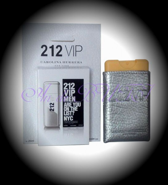 Carolina Herrera 212 VIP MEN 20 ml