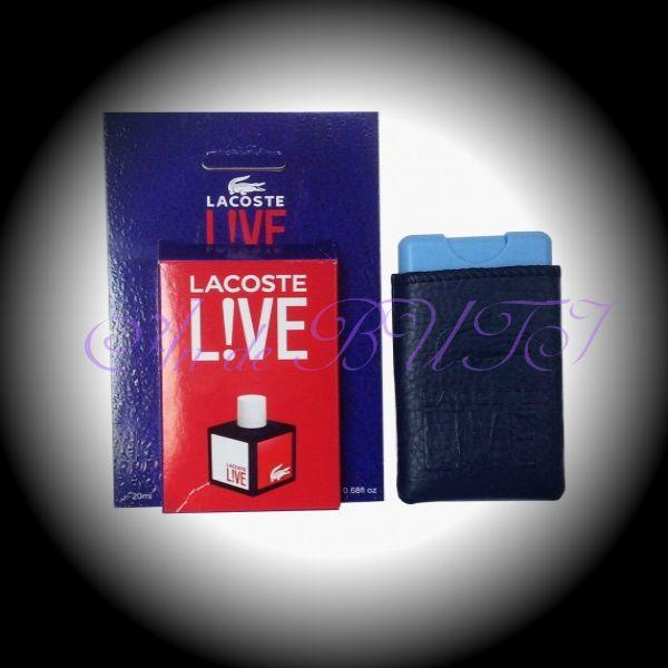 Lacoste Live 20 ml