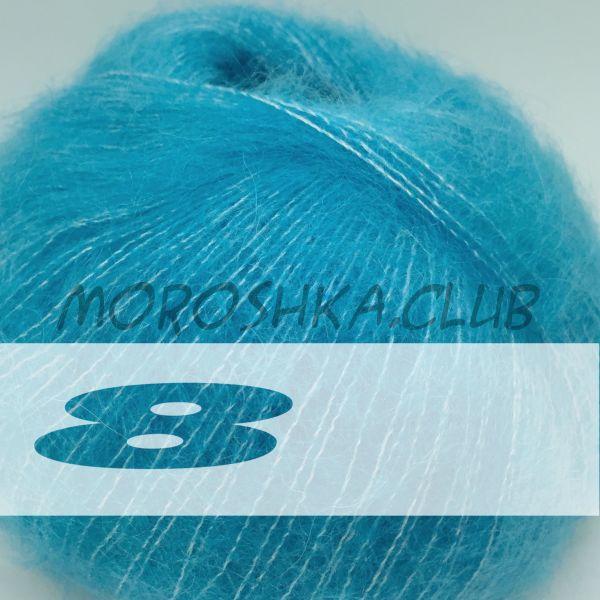 Голубая бирюза Soft Dream BBB (цвет 08)