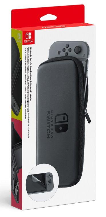 Чехол + защитная пленка (Nintendo Switch)