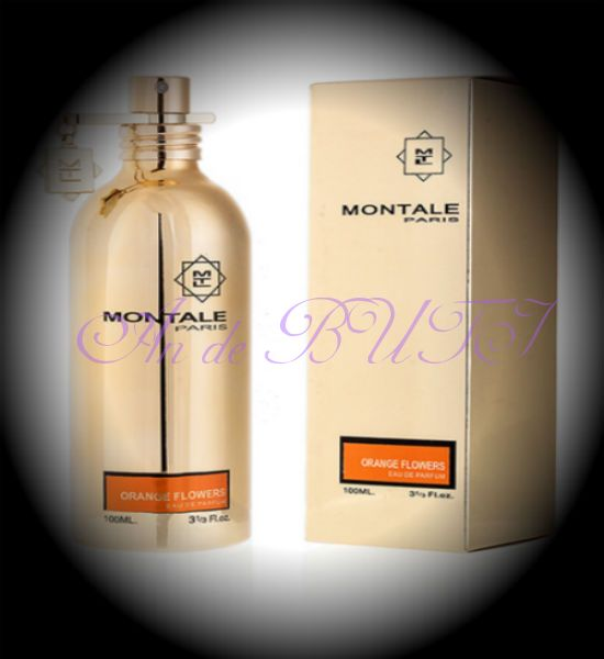 Montale Orange Flowers 100 ml edp