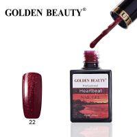 Golden Beauty 22 Heartbeat гель-лак, 14 мл