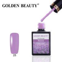 Golden Beauty 25 Noble гель-лак, 14 мл