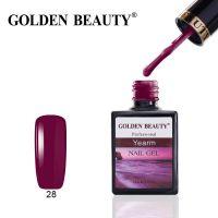 Golden Beauty 28 Yearm гель-лак, 14 мл