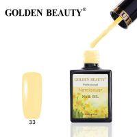 Golden Beauty 33 Narcissusr гель-лак, 14 мл