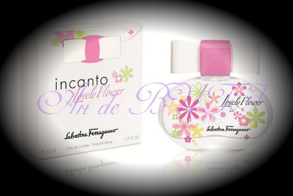 Salvatore Ferragamo Incanto Lovely Flower 50 ml edt