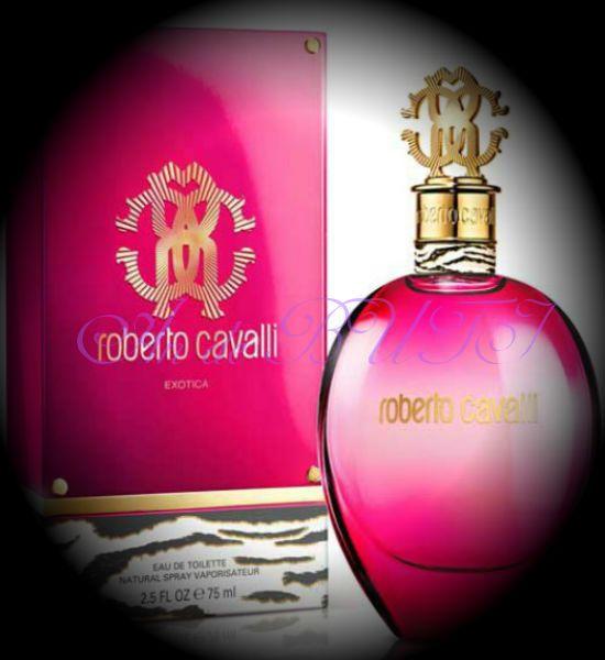 Roberto Cavalli Exotica 75 ml edt