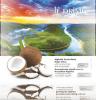 """Альгинатная скраб-маска """"Волшебная Африка"""" с кожурой кокоса и рисовой пудрой2х10г"""