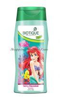 Детский гель для душа Биотик Дисней Принцесса Ариэль Ягодный Смузи | Biotique Disney Princess Berry Smoothie Baby Body Wash