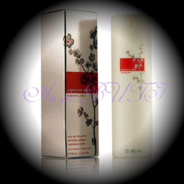 Armand Basi Sensual Red 45 ml