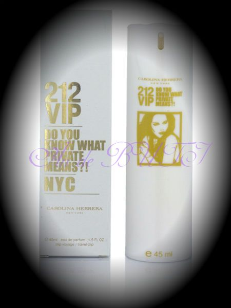 Carolina Herrera 212 VIP 45 ml