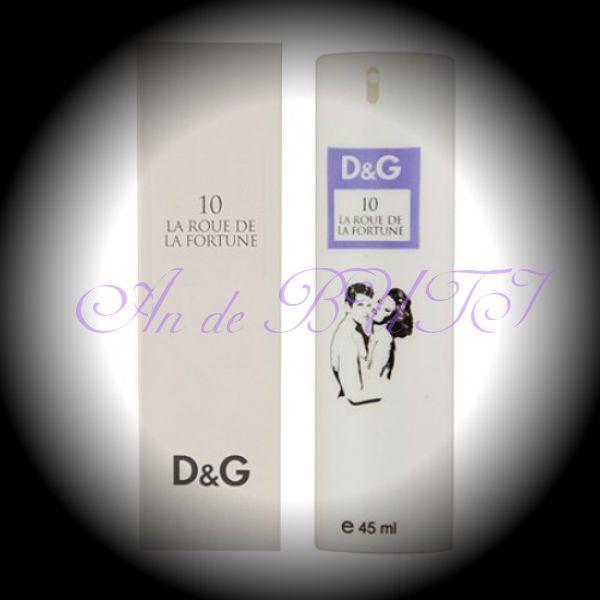 DOLCE & GABBANA The D & G Anthology 10 La Roue De La Fortune 45 ml