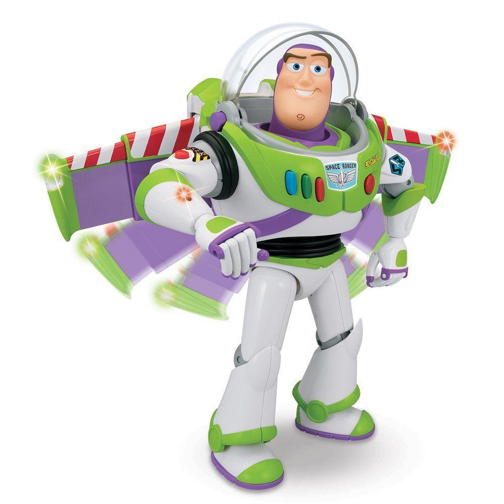 Игрушка Базз Лайтер говорящий 30 см Дисней Parks УЦЕНКА