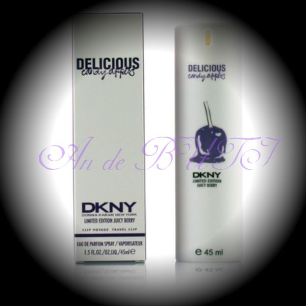 Donna Karan DKNY Delicious Candy Apple Juicy Berry 45 ml