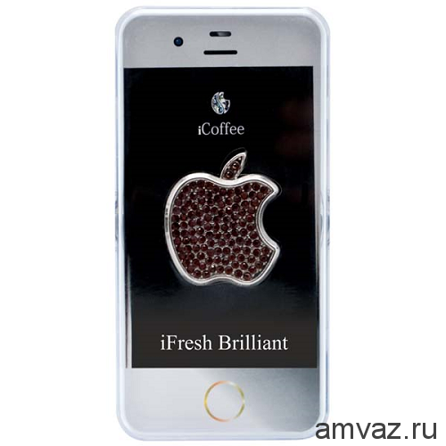 "Ароматизатор в дефлектор ""iFresh Brilliant""  Кофе"