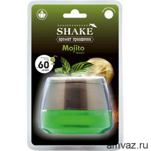 "Ароматизатор на панель банка ""Shake Mojito"" Мохито"