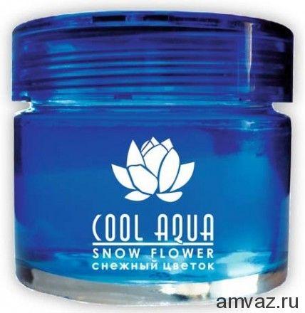 "Ароматизатор на панель банка ""Cool Aqua"" Ледяная скала"