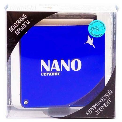 "Ароматизатор на панель ""Nano"" Водяные брызги"