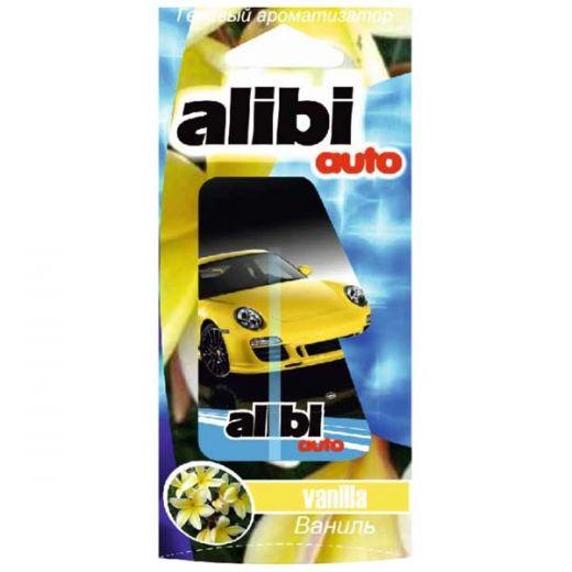 "Ароматизатор подвесной ""Alibi Auto"" Яблоко"