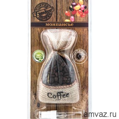 "Ароматизатор подвесной мешочек ""Freshсo Coffee"" Монпансье"
