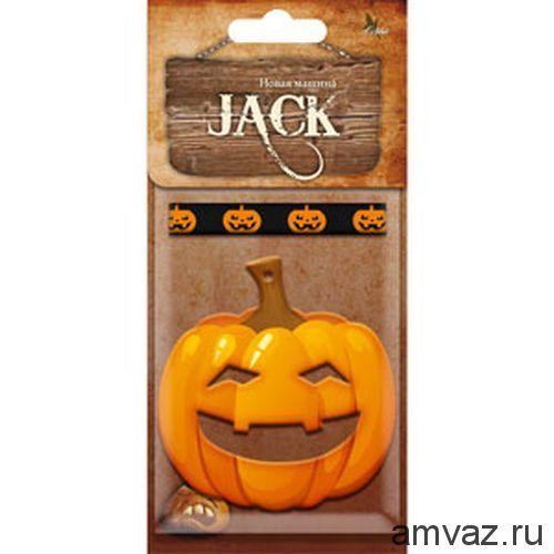 """Ароматизатор подвесной картонный """"Jack"""" Ваниль"""