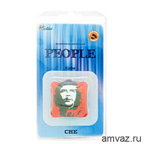 """Ароматизатор подвесной мембранный """"People Che"""" Кофе"""