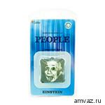"""Ароматизатор подвесной мембранный """"People Einstein"""" Океанский бриз"""