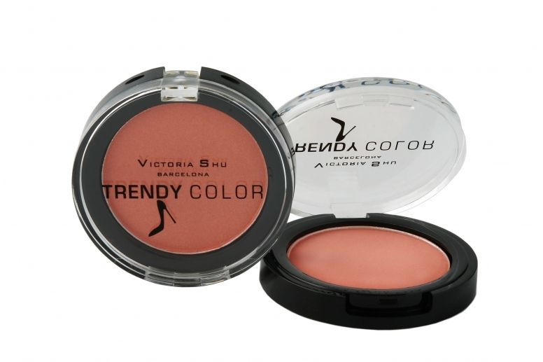 Румяна Victoria Shu Trendy Color