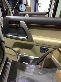 Накладки на двери для Toyota Land Cruiser 200