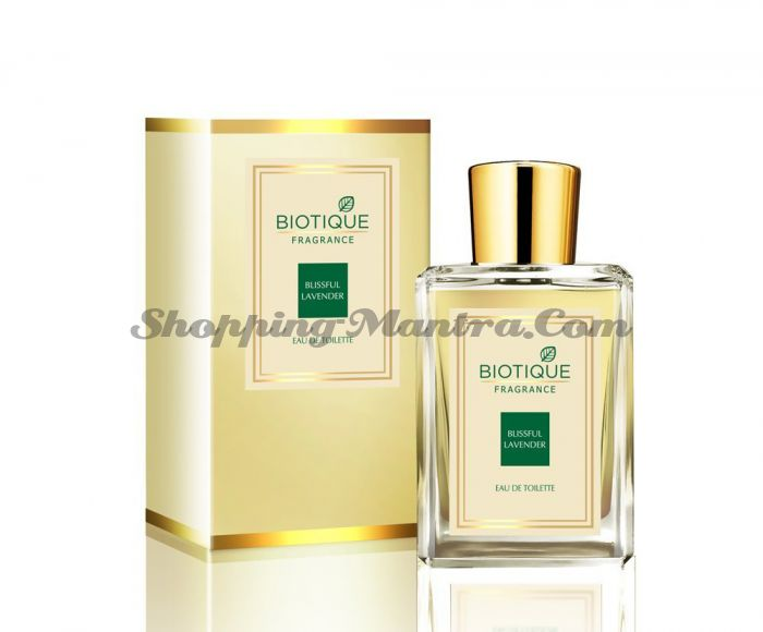 Парфюмированная вода Биотик Благословенная Лаванда | Biotique Blissfull Lavender Eau De Parfum