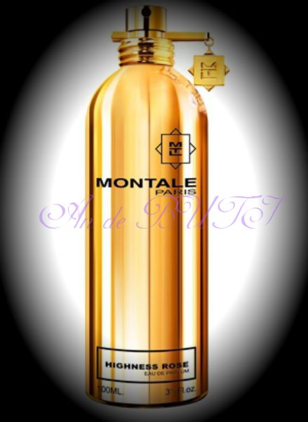 Montale Highness Rose 100 ml edp