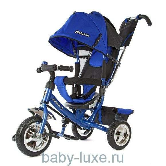 Велосипед 3-х колесный Moby Kids Comfort