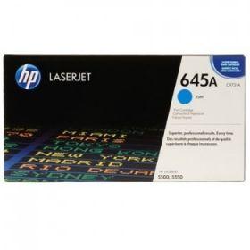 Картридж оригинальный лазерный HP C9731А голубой