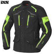 Куртка текстильная IXS Montgomery, Черно-желтая
