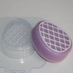 Форма для мыла Яйцо сетка