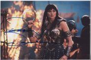 Автограф: Люси Лоулесс. Зена – королева воинов
