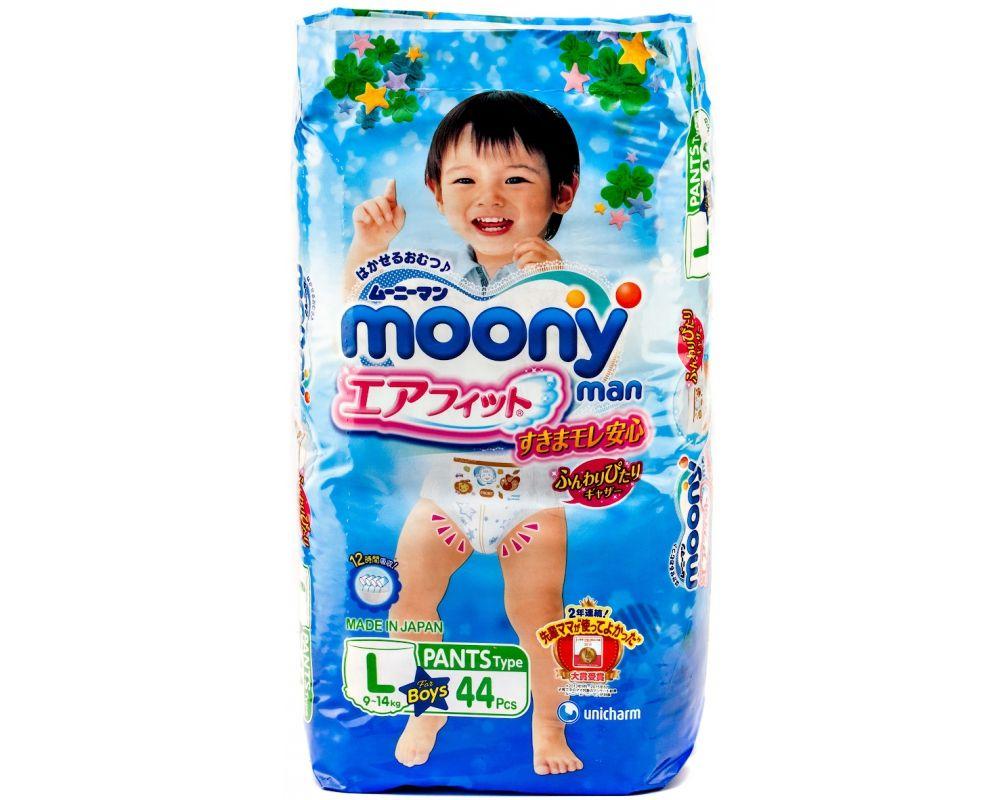 MOONY для мальчиков (L)