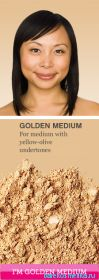 bare Minerals ORIGINAL GOLDEN MEDIUM W20