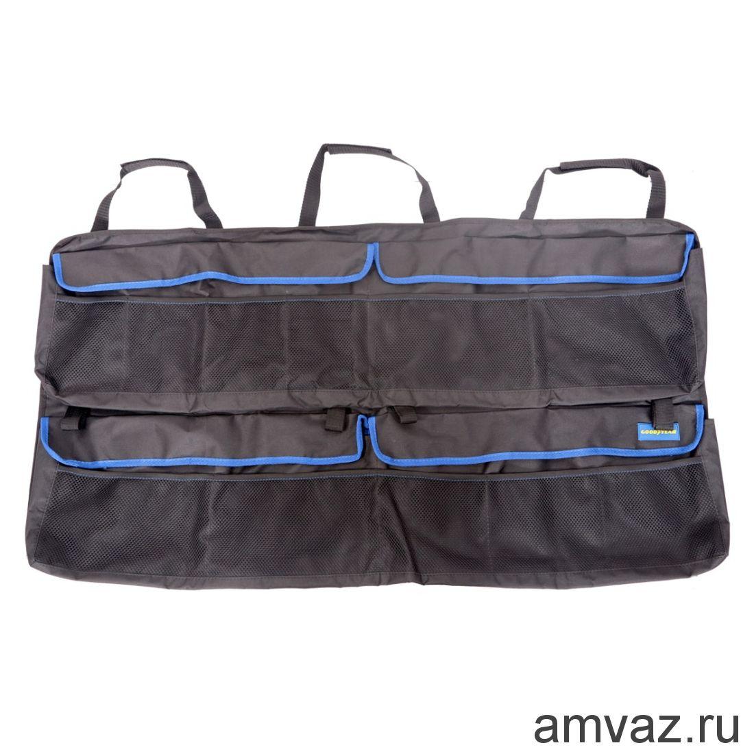 Органайзер в багажник Goodyear подвесной для внедорожника